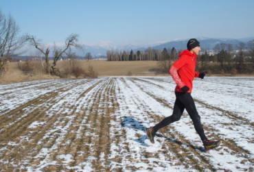 Jarní běh v horách s Raid Light